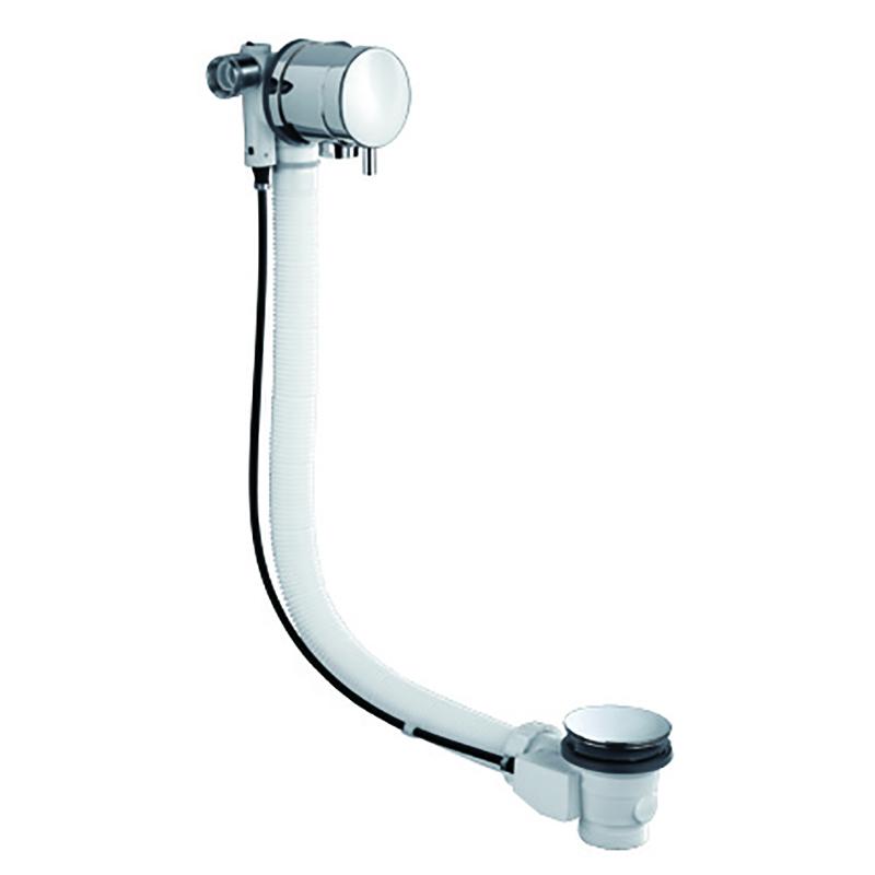 Bath Extra Filler Kit Chrome