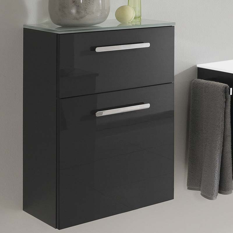 Contea Storage Cabinet 1 draw and Laundry Bin