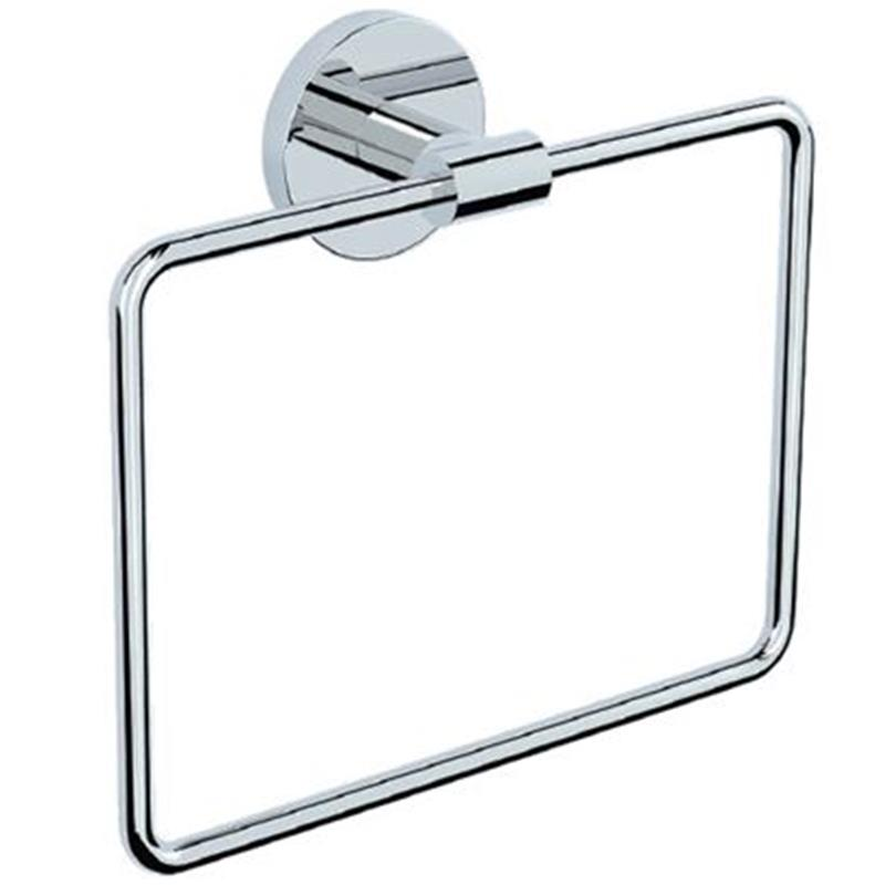 Continental Towel Ring Square