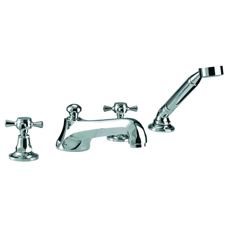 Cou 4 Hole Bath Filler and Handset Kit