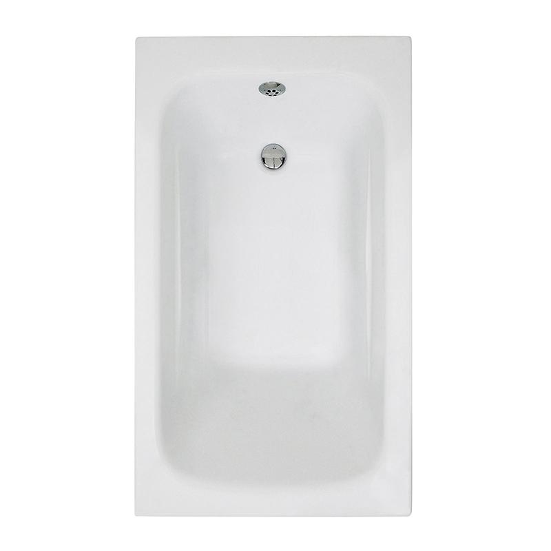 CRYSTAL 120 x 70 S/E Bath