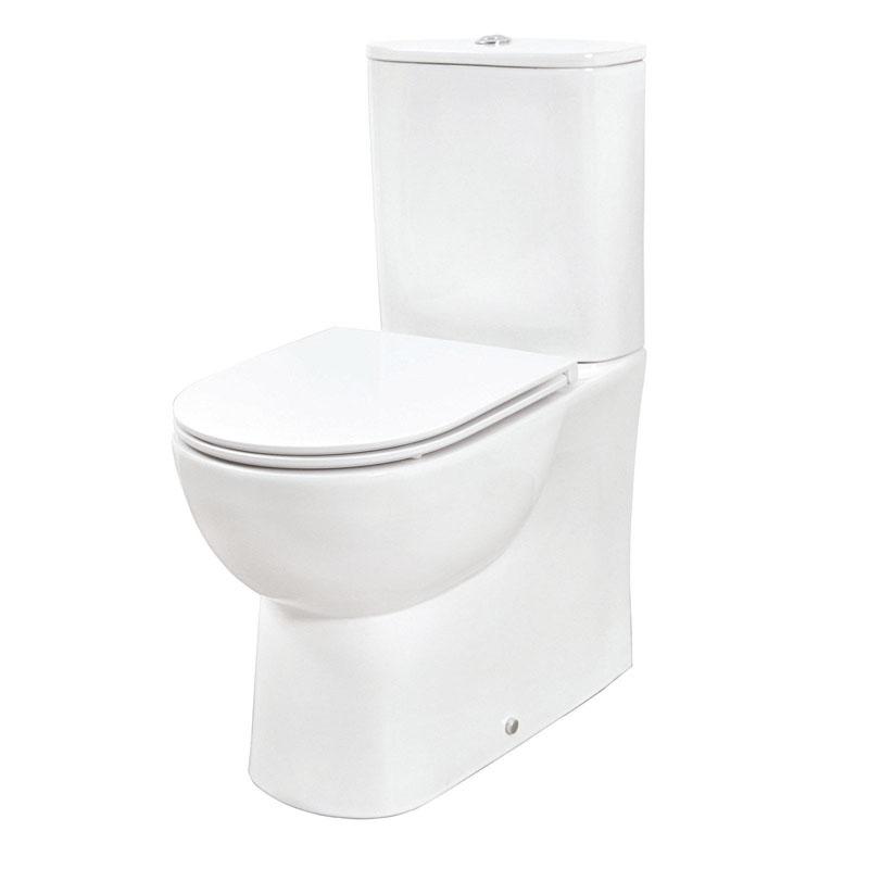 CURVE Close Back WC & Thin Seat
