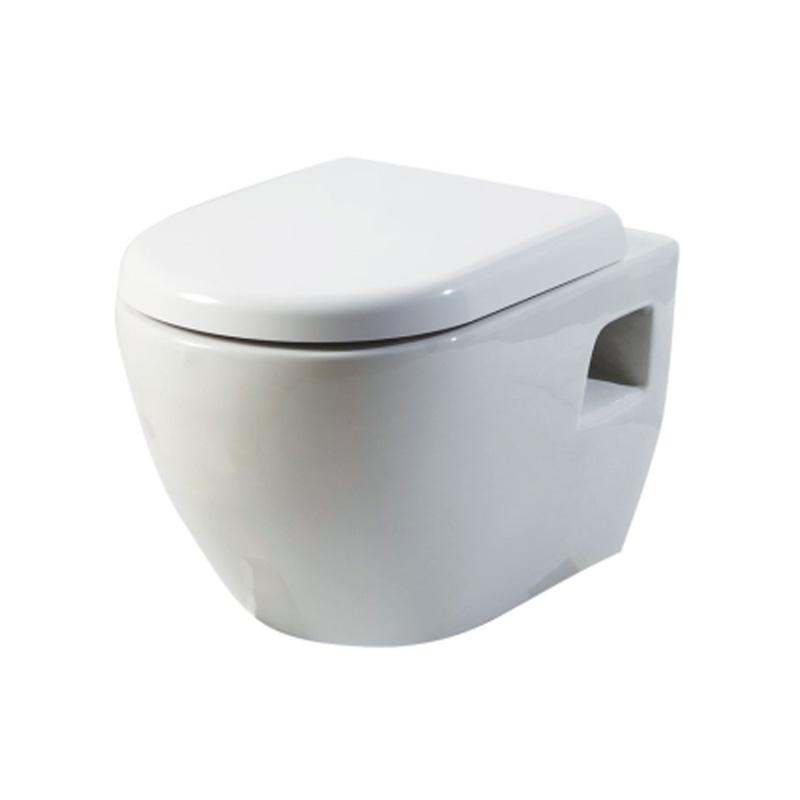 Cyan/Forma Luxury Wall Hung WC & SC Seat