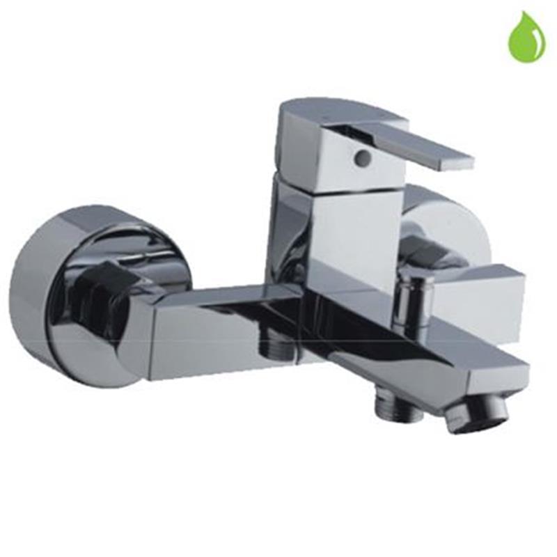 Darc Single Lever Bath & Shower Mixer, Wall Mounted, HP 1.0