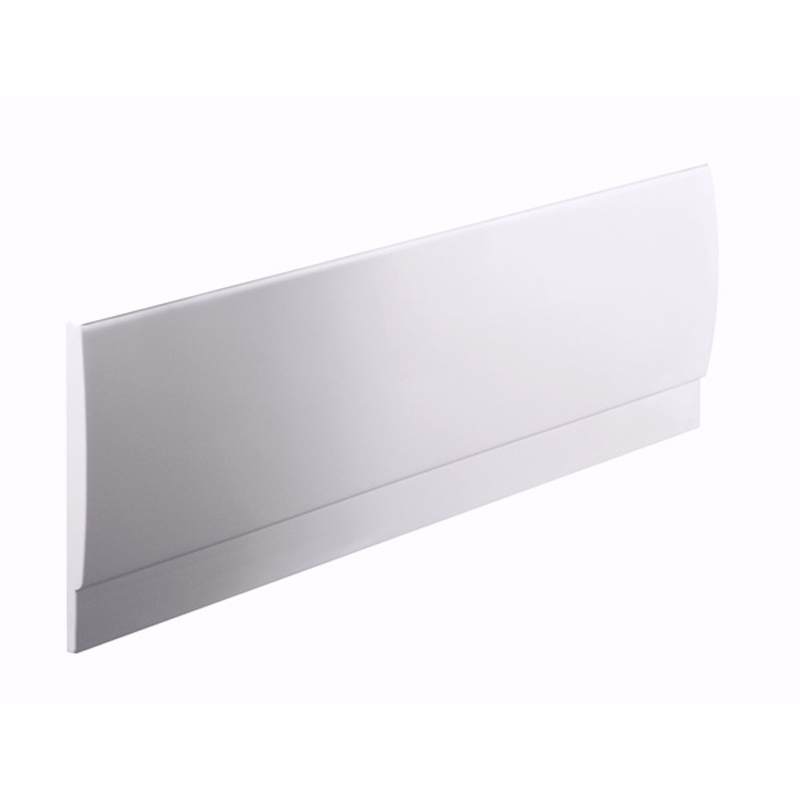 NEW ECCO ACRYLIC STRAIGHT FRONT PANEL 1700MM 2MM