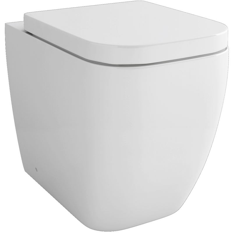 Essence Back To Wall Wc Bowl with Fixings and SC seat