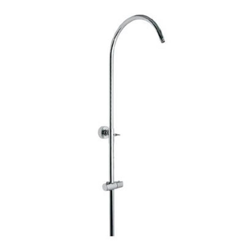 Exposed Shower Pipe for Bath & Shower Mixer Round Shape ?16mm, Size 1375X375mm