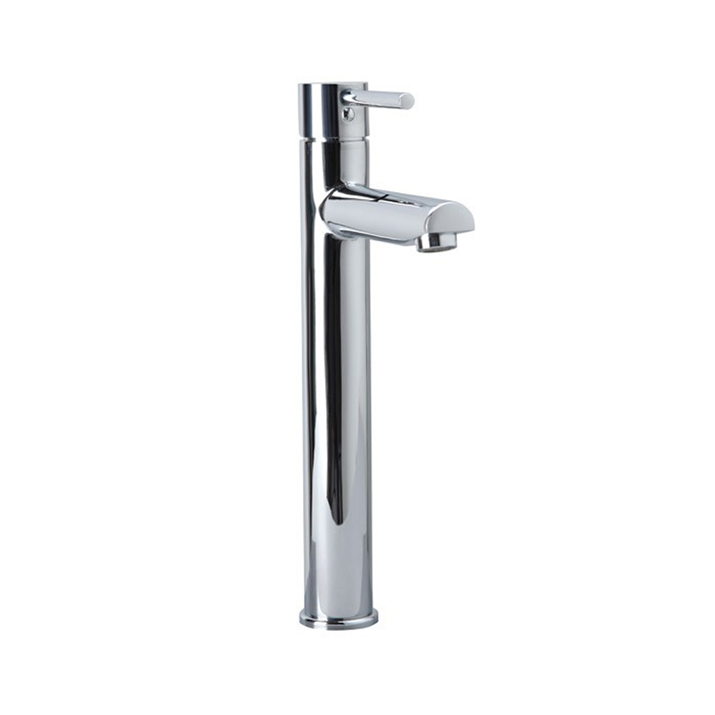 Expression Tall Monobloc Basin Mixer Chrome