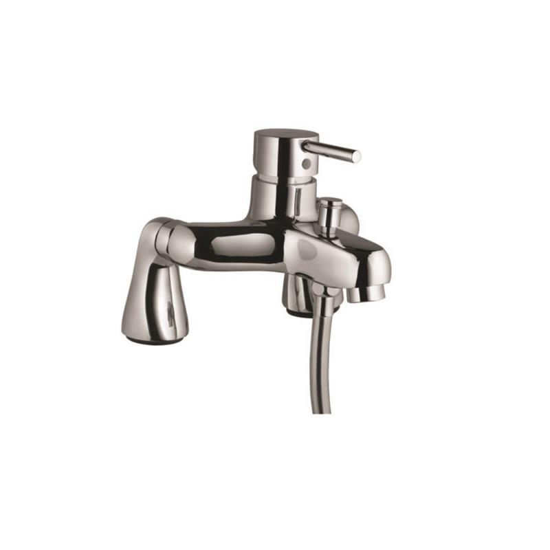 Florentine Single Lever Bath & Shower Mixer, Wall Mounted, HP 1.0