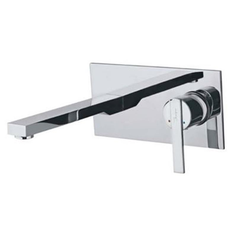 Fonte Exposed Parts of Single Lever Built-in Concealed Manual Valve with Basin Spout (Suitable For Item ALD-233)