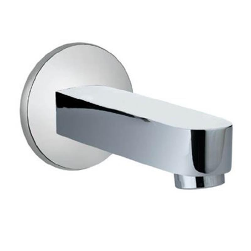 Fusion Bath Spout (20mm) with Wall Flange