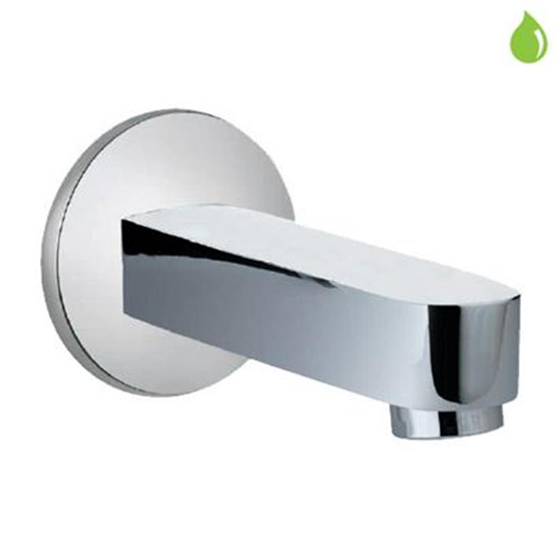 Fusion Bath Spout with Wall Flange