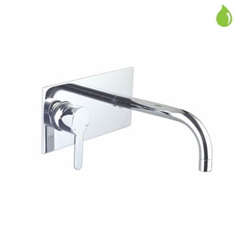 Fusion Exposed Parts of Single Lever Built-in Concealed Manual Valve with Basin Spout (Suitable For Item ALD-233)