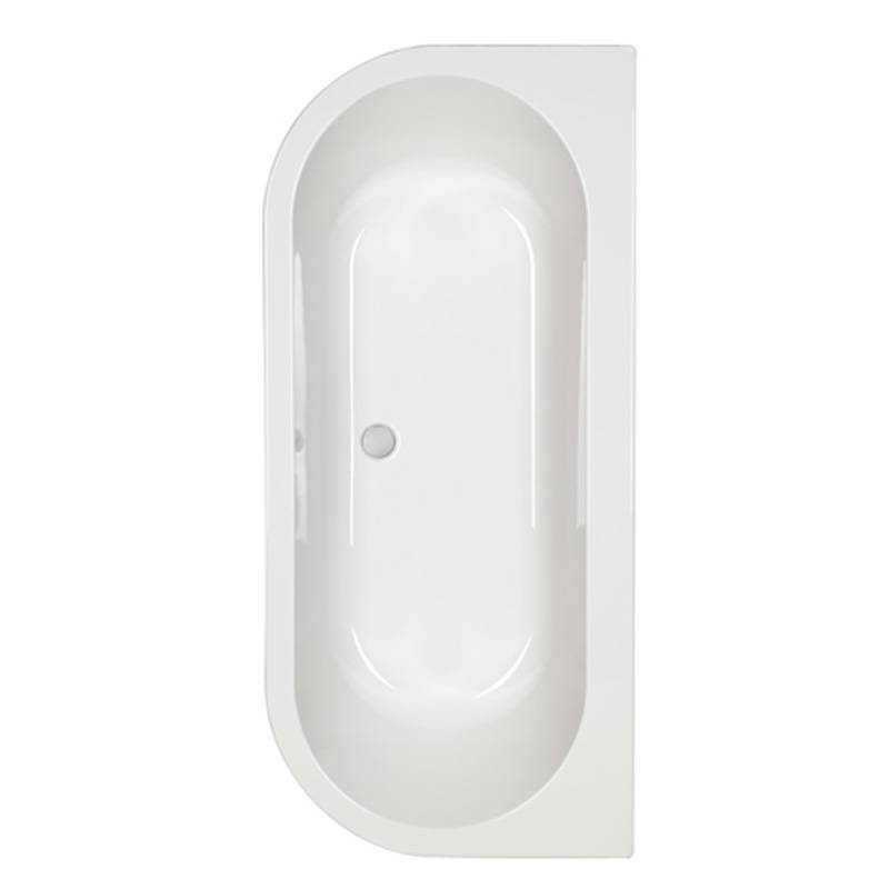 Halcyon D 1745x800 Freestanding Bath