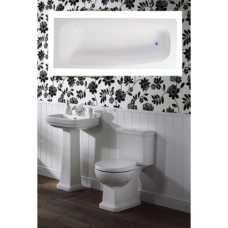 Hampshire complete Bathroom Suite