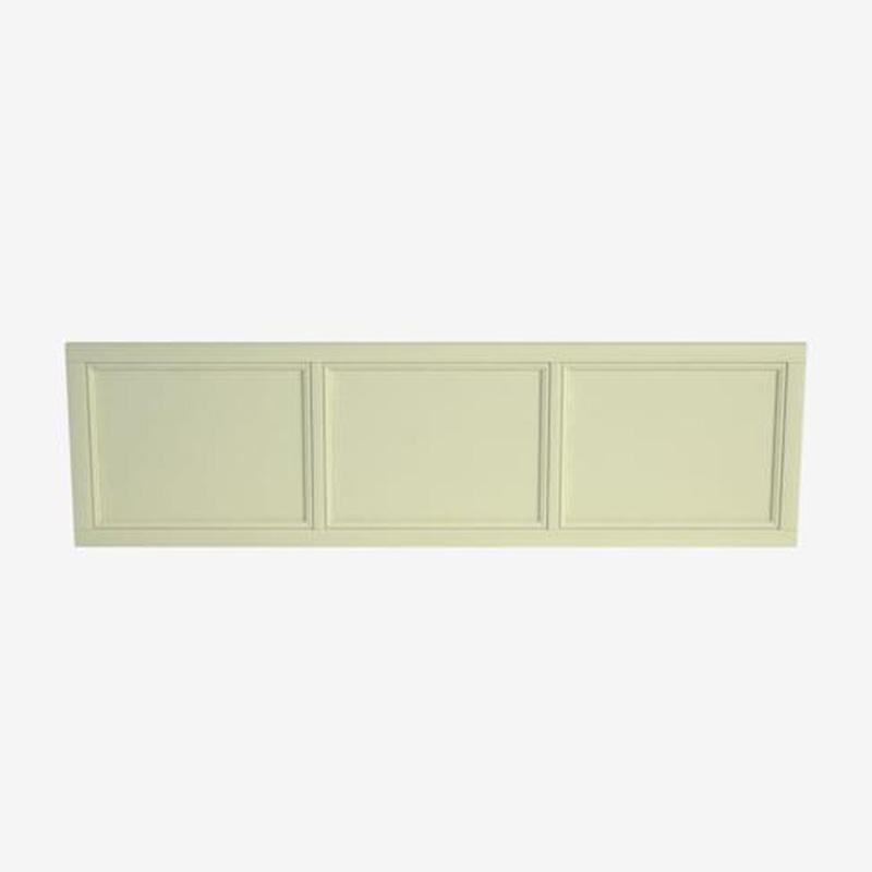 1524mm Front Bath Panel Graphite