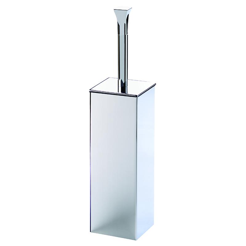 Highgate Free Standing Toilet Brush Chrome