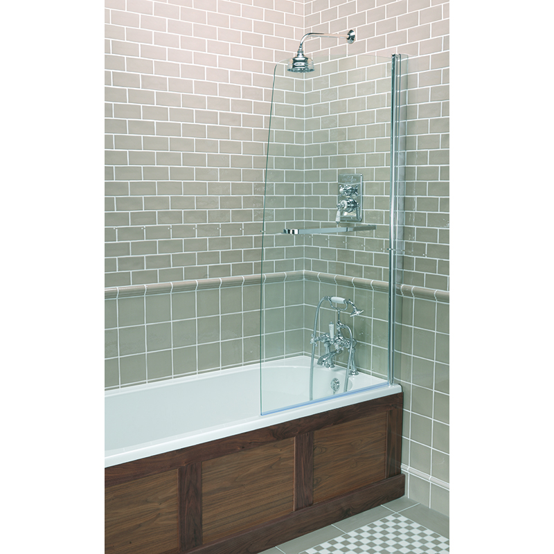 Imperial Shower Screen Chrome