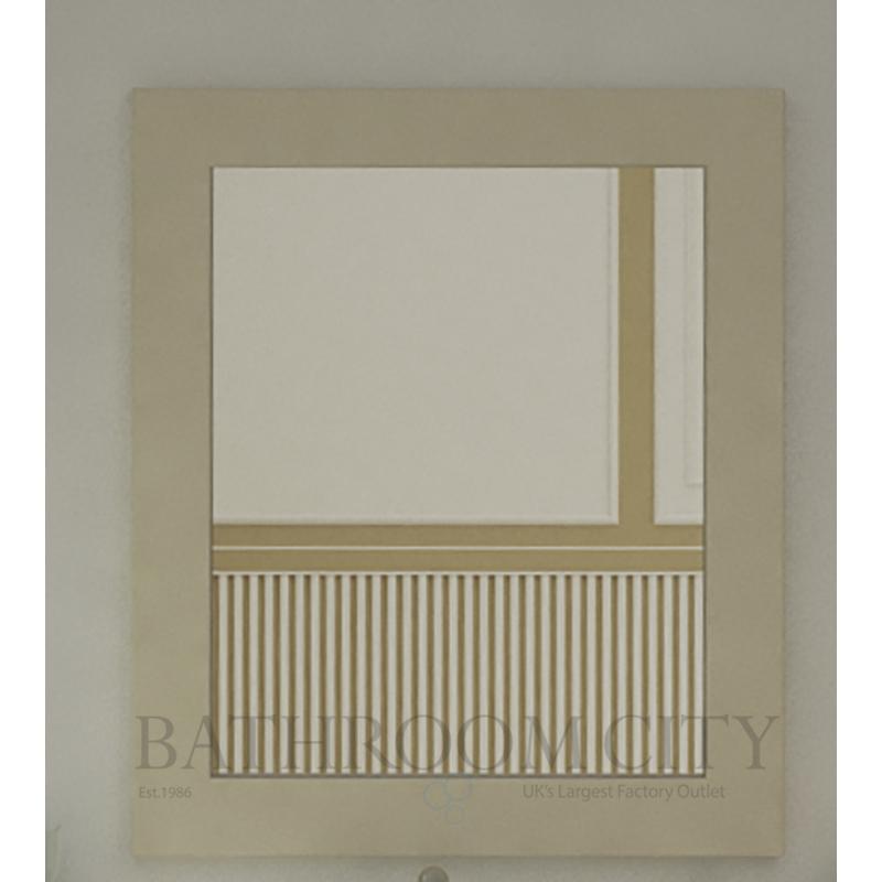 Insolito Carolla Bathroom Mirror (French Vanilla)