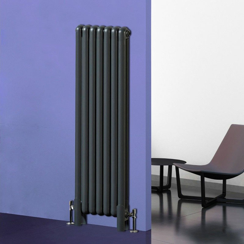 LILLY 1800 X 318 Grey Radiator