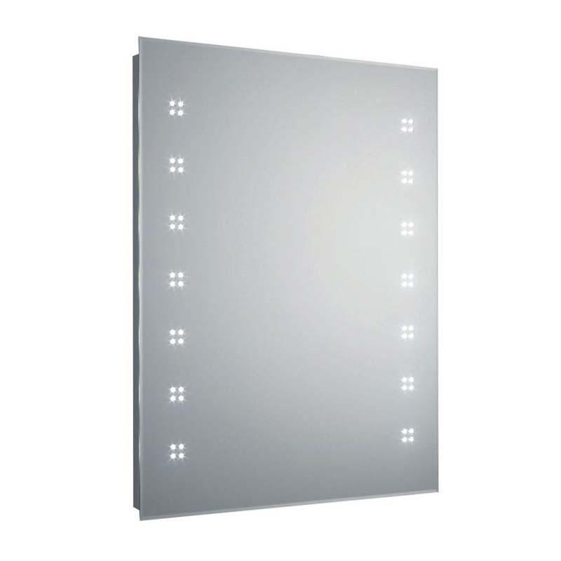 Lucid LED MS Mirror w/Shaving Socket