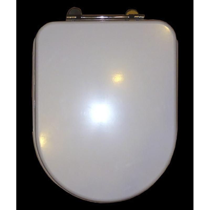 MASION TOILET SEAT WHITE