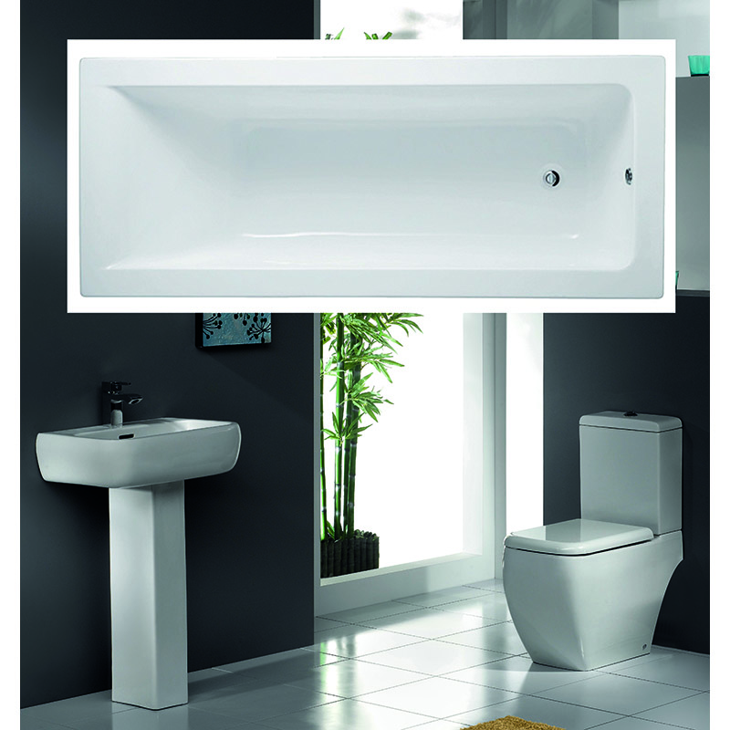 Metro complete Bathroom Suite
