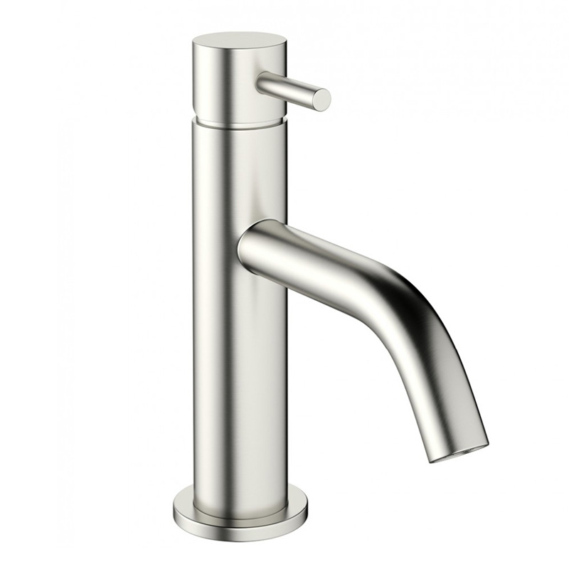MIKE PRO Basin Monobloc No Waste Stainless