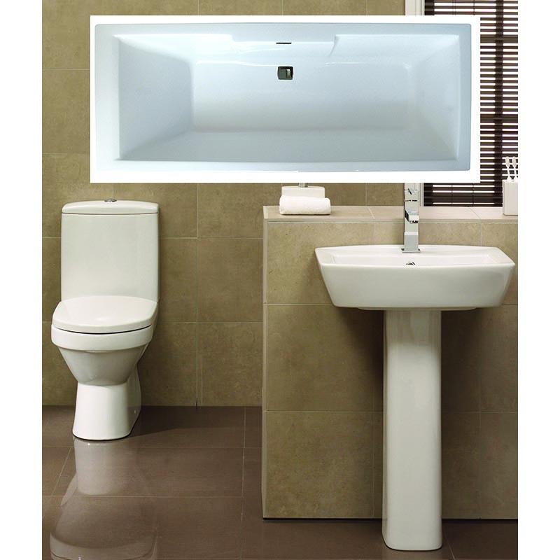 Olyvia complete Bathroom Suite