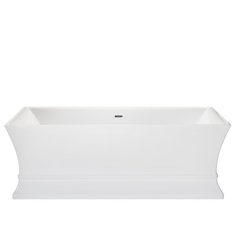 Penrose Freestanding Acrylic Bath