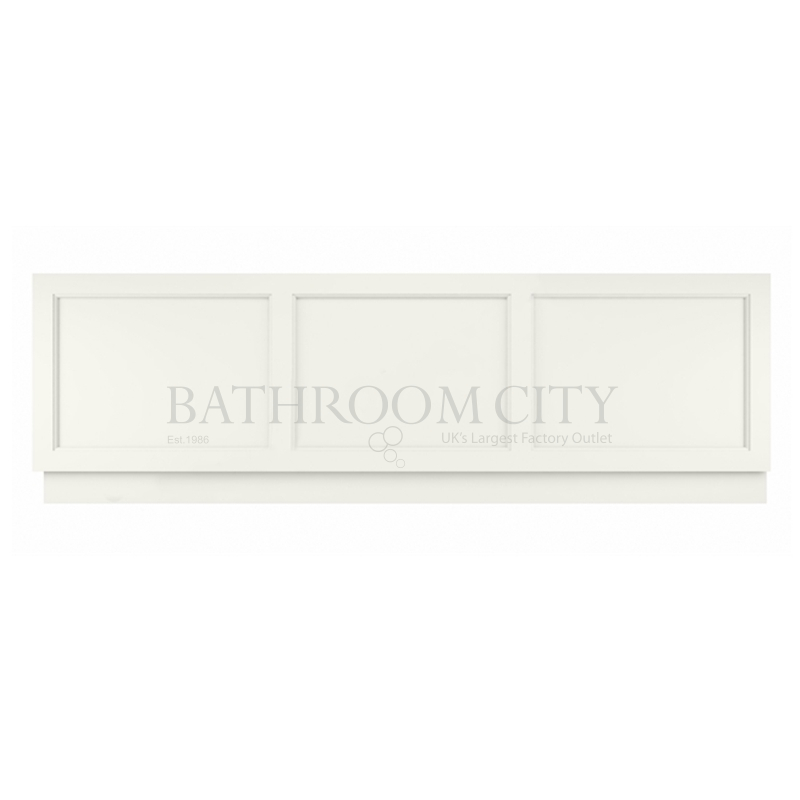 POINTING WHITE 1800MM BATH FRONT PANEL