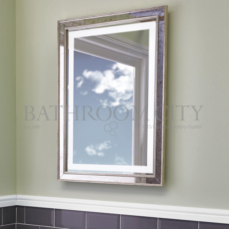 Portia Led Backlit Mirror