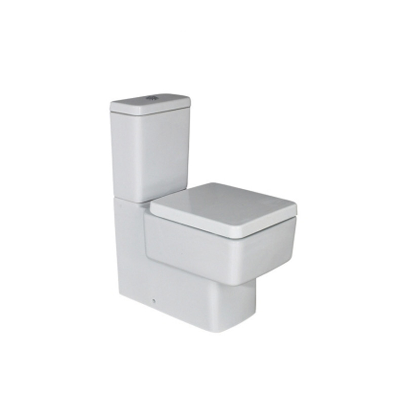 Qube Close Coupled WC Complete