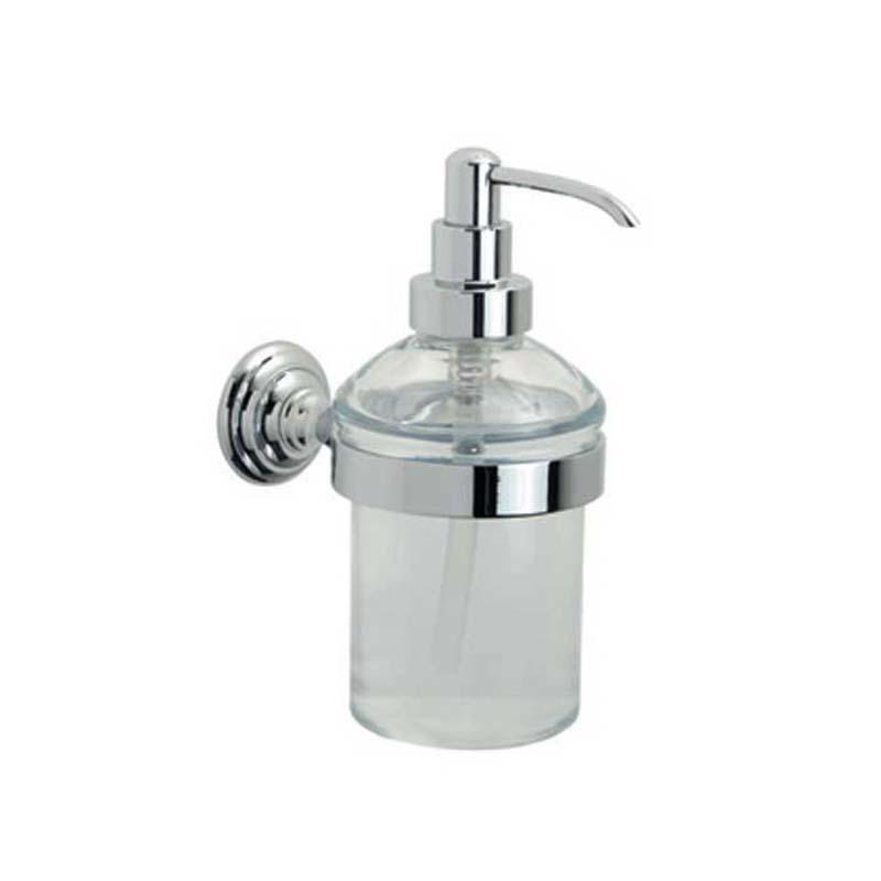 Richmond Wall-Mounted Soap Dispenser Chrome