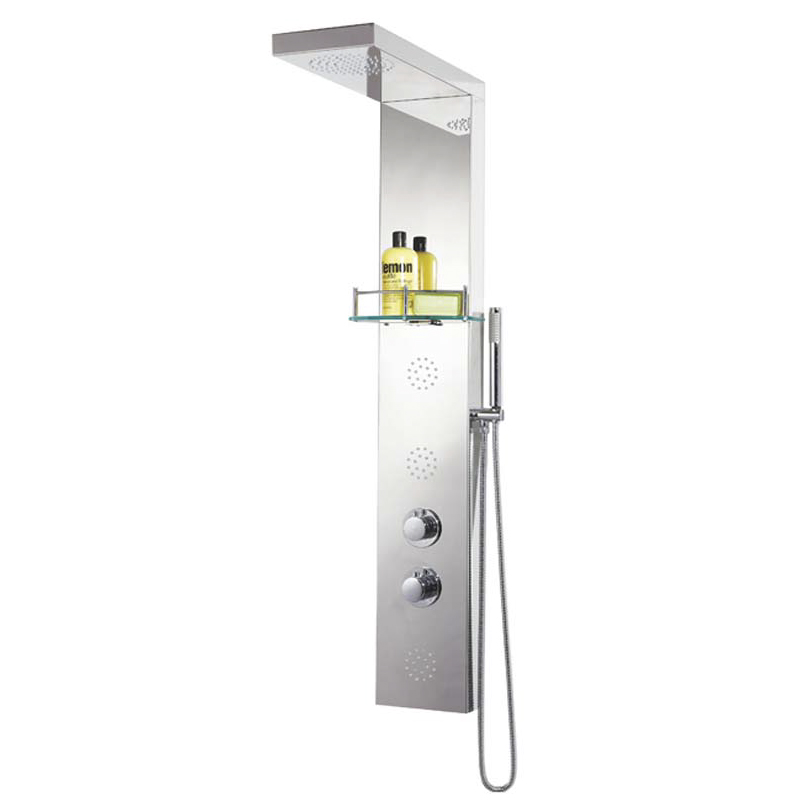 SC003 Round Thermo Shower Column
