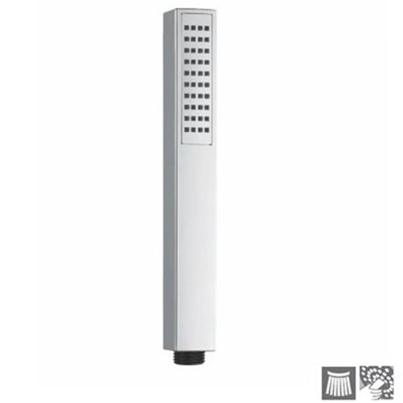 Single Function 27X27mm Square Shape Hand Shower, LP 0.3