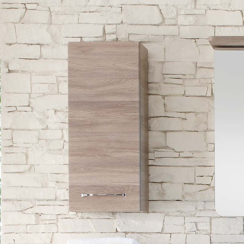 Solitaire 6005 Wall Cupboard LH 700x300x200 PG1