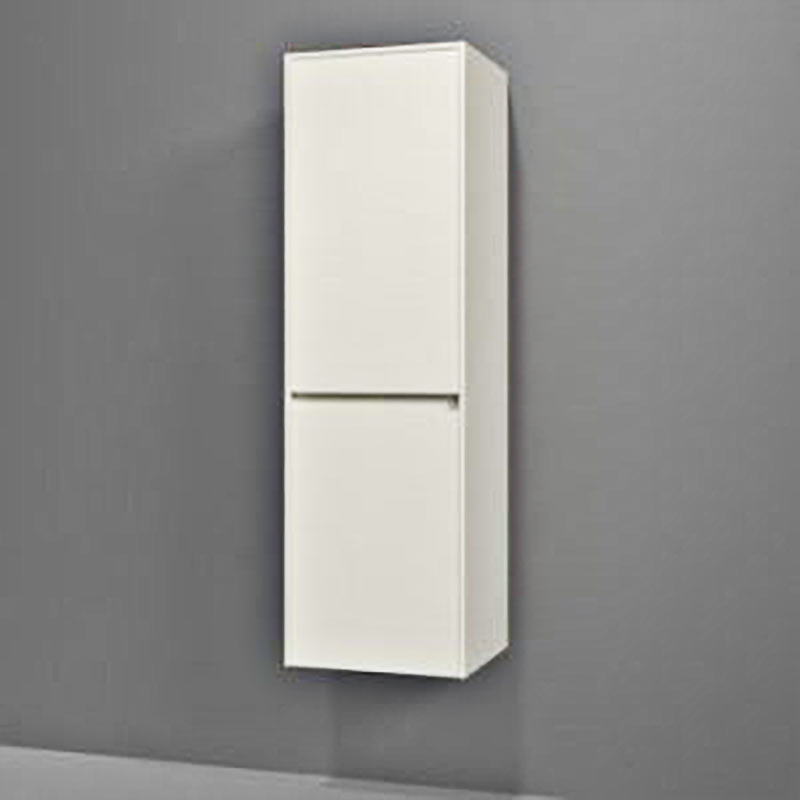 Solitaire 6010 Wall Hung Side cabinet LH 1210x370x330 PG1