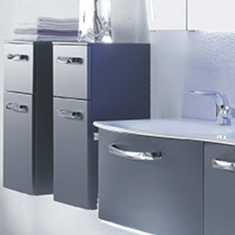 Solitaire 7025 Highboard LH 730x300x330 PG1