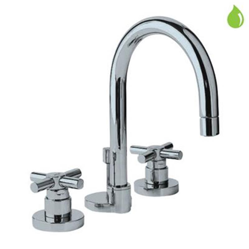 Solo 3 hole Basin Mixer without pop-up-waste, LP 0.3