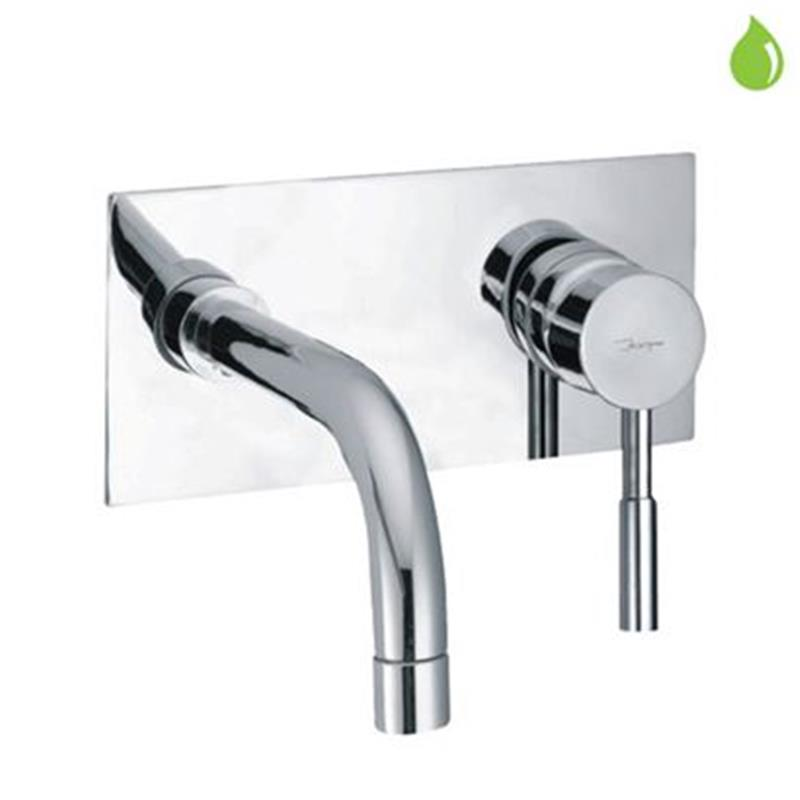 Solo Exposed Parts of Single Lever Built-in Concealed Manual Valve with Basin Spout (Suitable For Item ALD-233)