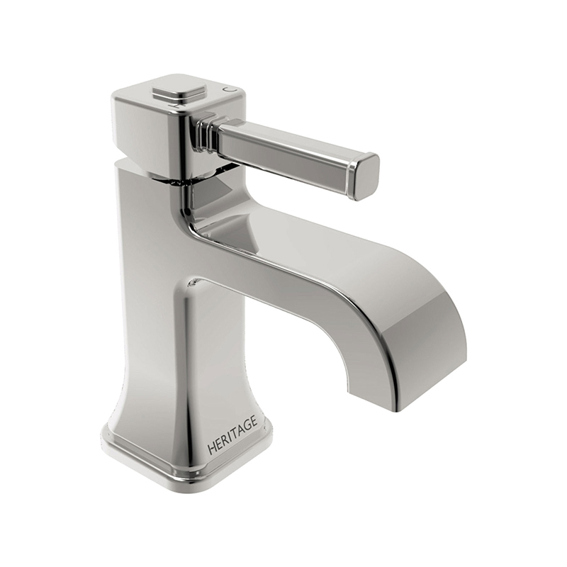 Somersby 1 Hole Basin Mixer Chrome