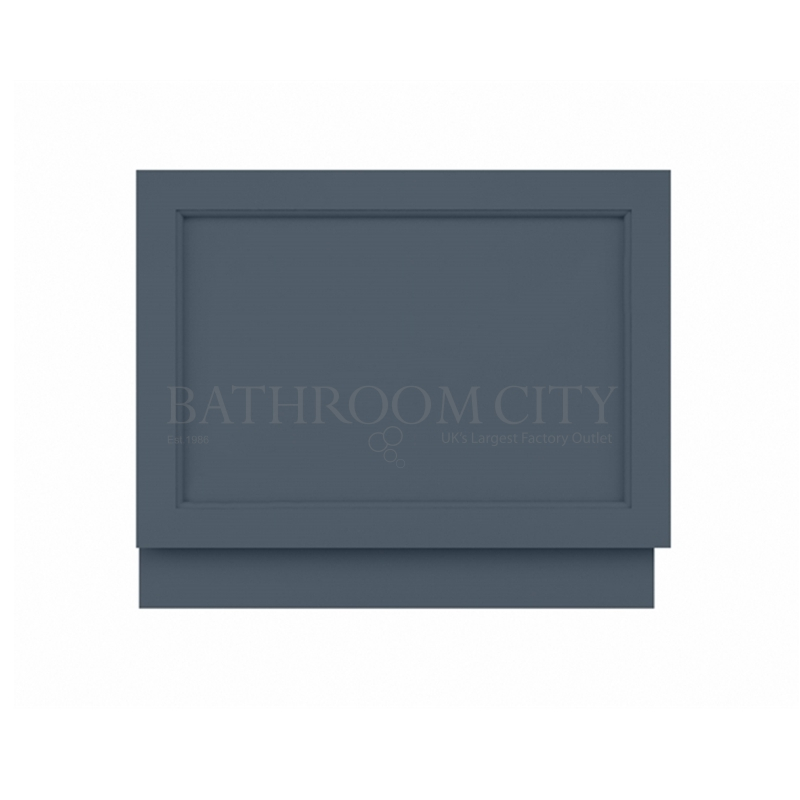 STIFFKEY BLUE 700MM BATH END PANEL