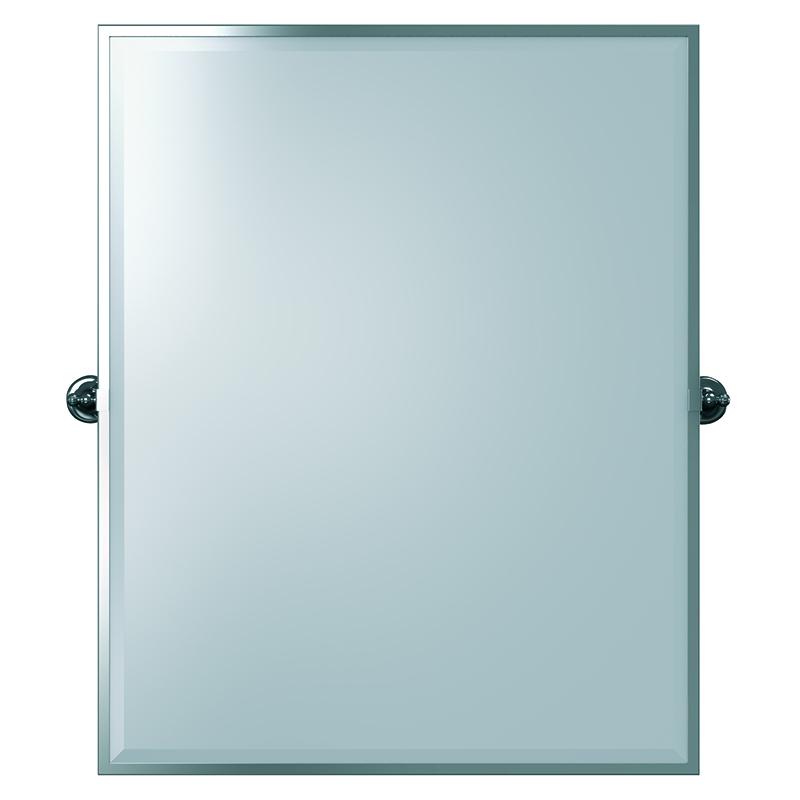 Tristan Framed Mirror Chrome