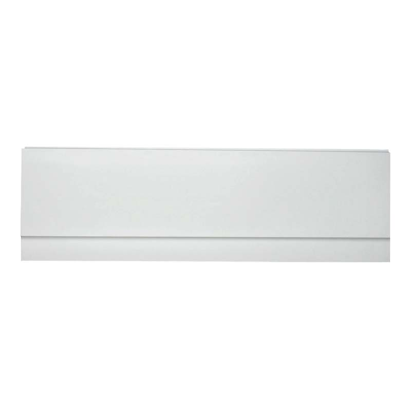 1500mm Trojan Supastyle Front Panel White 2mm