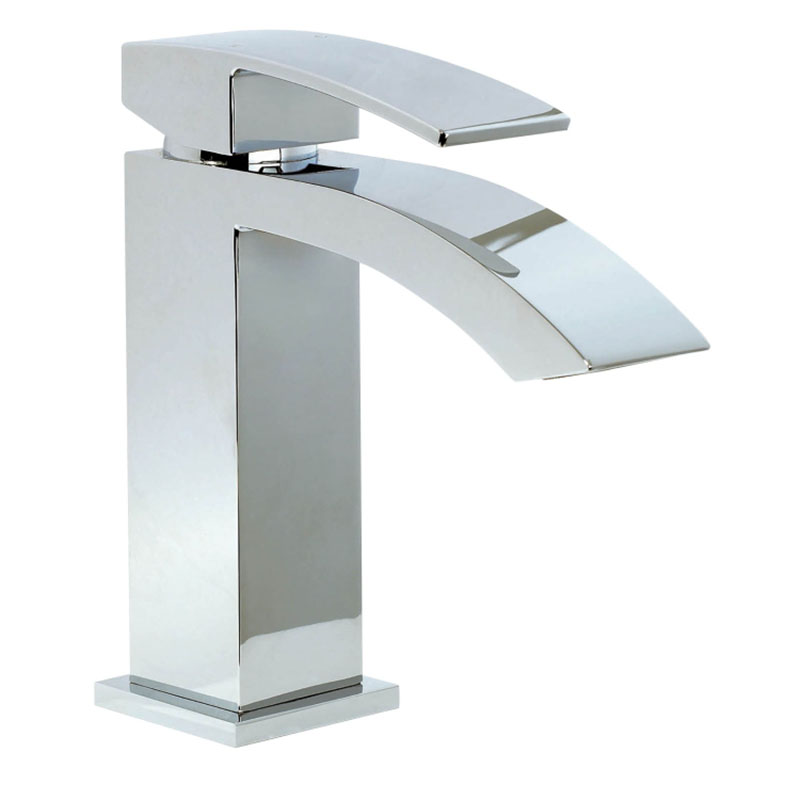 VK Range Single Lever Basin Mono With Klik Klak Waste