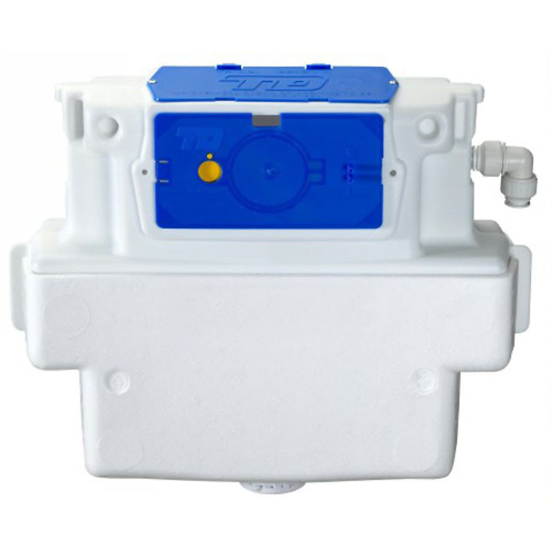 Vantage Concealed Cistern with Standard Flush Button