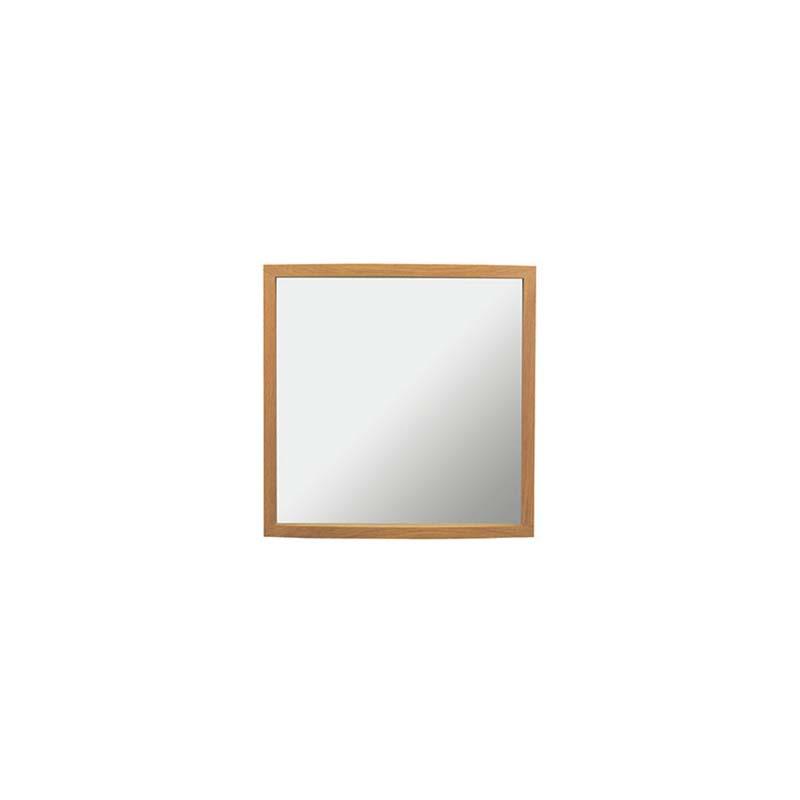 Verona Large Mirror Rosedale White