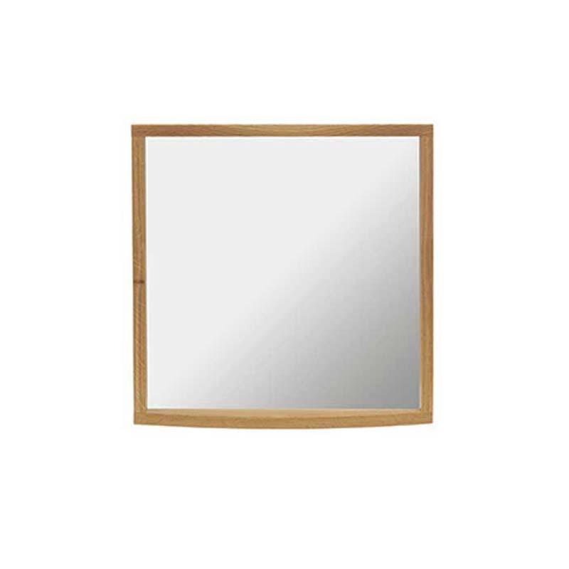 Verona Small Cloak Mirror Rosedale White