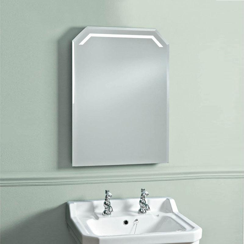VICTORIANA Mirror 750 x 550 (angled top)